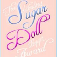 sugar doll blogger award