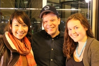 bianca and elizabeth with paul wahlberg