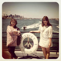 bianca and mom cruise