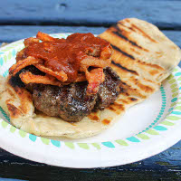 indian smokehouse burger