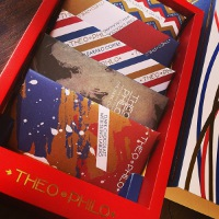 theo and philo chocolates in box